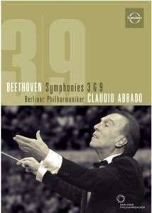 Ludwig van Beethoven (1770-1827): Symphonien Nr.3 & 9, DVD