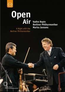 Berliner Philharmoniker - Open Air, DVD