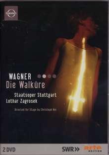 Richard Wagner (1813-1883): Die Walküre, DVD
