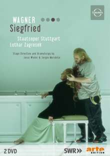 Richard Wagner (1813-1883): Siegfried, 2 DVDs