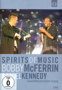 Spirits of Music, 2 DVDs
