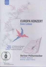 Berliner Philharmoniker - Europakonzert 2003 (Lissabon), DVD
