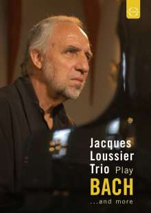 Jacques Loussier (geb. 1934): Play Bach..And More-Live From St.Thomas's Church,Leipzig '04, DVD