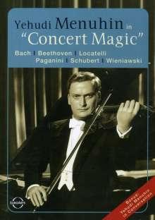Yehudi Menuhin - Concert Magic, DVD