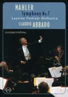 Mahler: Symphony No 7, DVD