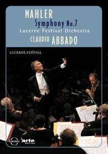 Gustav Mahler (1860-1911): Symphonie Nr.7, DVD