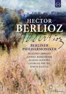 Berliner Philharmoniker - Hector Berlioz, DVD
