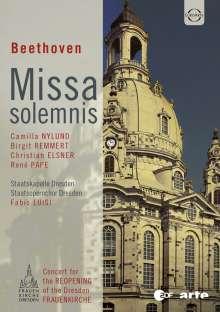 Ludwig van Beethoven (1770-1827): Missa Solemnis op.123, DVD
