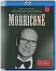 Ennio Morricone (1928-2020): Morricone conducts Morricone, Blu-ray Disc