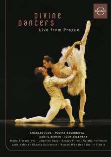 Divine Dancers - Live from Prague, DVD