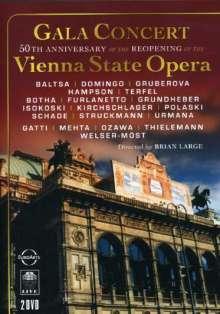 Gala Concert, 2 DVDs