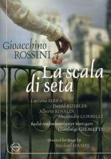 Gioacchino Rossini (1792-1868): La Scala di Seta, DVD