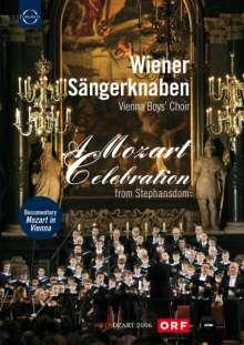 Wiener Sängerknaben - A Mozart Celebration, DVD