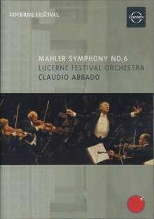 Gustav Mahler (1860-1911): Symphonie Nr.6, DVD
