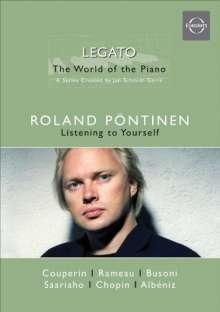 Legato - The World of the Piano - Roland Pöntinen, DVD