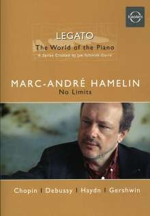 Legato - The World of the Piano - Marc-Andre Hamelin, DVD