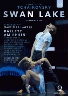 Ballett am Rhein - Schwanensee, DVD