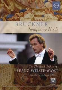 Anton Bruckner (1824-1896): Symphonie Nr.5, DVD