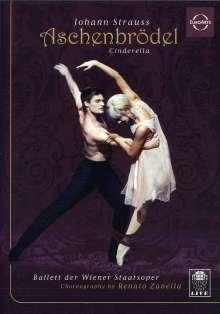 Wiener Staatsopernballett: Aschenbrödel (J.Strauss II), DVD