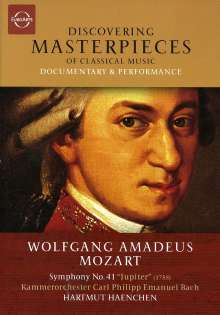 Discovering Masterpieces - Wolfgang Amadeus Mozart, DVD