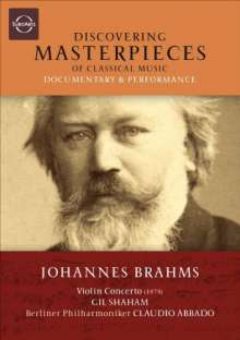 Discovering Masterpieces - Johannes Brahms, DVD