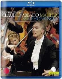 Gustav Mahler (1860-1911): Symphonie Nr.3, Blu-ray Disc