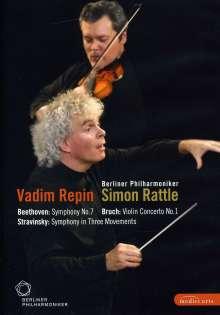 Berliner Philharmoniker - Europakonzert 2008, DVD