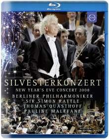 Silvesterkonzert in Berlin 31.12.2008, Blu-ray Disc