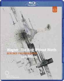 Richard Wagner (1813-1883): Richard Wagner - The Ring Without Words, Blu-ray Disc