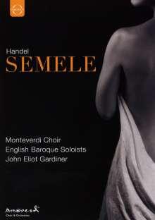 Georg Friedrich Händel (1685-1759): Semele, 2 DVDs