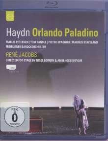 Joseph Haydn (1732-1809): Orlando Paladino, Blu-ray Disc