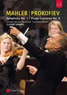 Gustav Mahler (1860-1911): Symphonie Nr.1, DVD