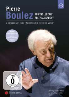 Pierre Boulez and the Lucerne Festival Academy, DVD