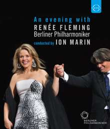 An Evening with Renee Fleming, Blu-ray Disc