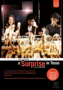 A Surprise in Texas (Dokumentation), DVD