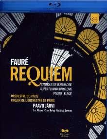 Gabriel Faure (1845-1924): Requiem, Blu-ray Disc