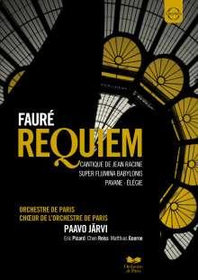 Gabriel Faure (1845-1924): Requiem, DVD