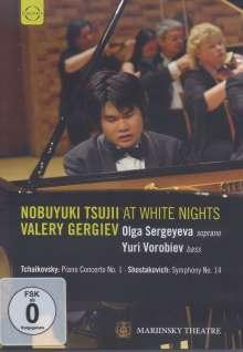 Nobuyuki Tsujii At White Nights, DVD