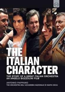 The Italian Character (OmU), DVD