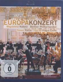 Berliner Philharmoniker - Europakonzert 2013, Blu-ray Disc