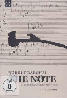 Rudolf Barshai - The Note (Dokumentation), DVD