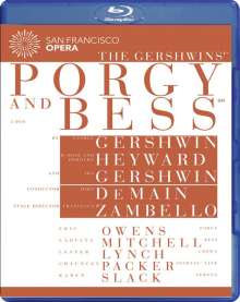 George Gershwin (1898-1937): Porgy and Bess, Blu-ray Disc