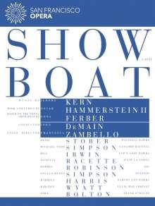 Jerome Kern (1885-1945): Showboat, 2 DVDs