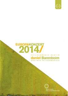 Berliner Philharmoniker - Europakonzert 2014, DVD
