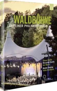 Berliner Philharmoniker - Waldbühnenkonzerte 2009-2011, 3 DVDs