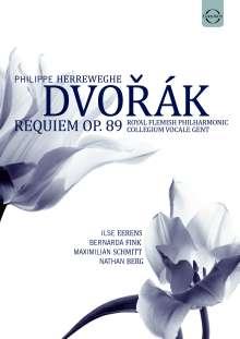 Antonin Dvorak (1841-1904): Requiem op.89, Blu-ray Disc