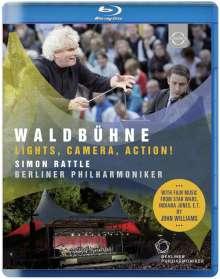 Berliner Philharmoniker - Waldbühnenkonzert 2015, Blu-ray Disc