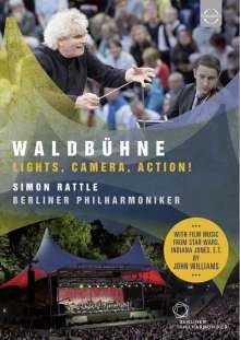 Berliner Philharmoniker - Waldbühnenkonzert 2015, DVD
