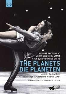 Gustav Holst (1874-1934): The Planets op.32 - Eine Fantasie auf dem Eis, DVD