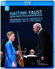 Ludwig van Beethoven (1770-1827): Violinkonzert op.61, Blu-ray Disc